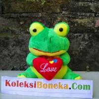 BONEKA KEROPI LOVE KBC TOYS