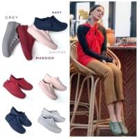 jelly shoes bara bara sepatu wanita sneaker luna maya import dd1903