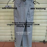 Celana Sarung Katun Cowok Laki-Laki Dewasa Premium Murah Grosir Ecer