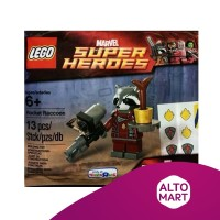 LEGO Super Heroes 5002145 Rocket Raccoon Polybag