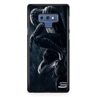 Spiderman Black 3 Stay R0142 Samsung Note 9 Premium Case