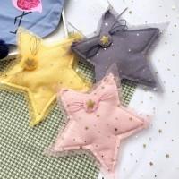 kids tulle star sling bag tas selempang bayi balita anak perempuan