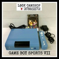 Jual GAMEBOY GAME BOY VIDEO GAME CONSOLE SPORT VII NINTENDO REPLIKA WII Murah
