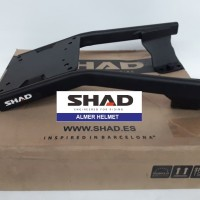 Breket Shad Yamaha X Ride 125 2018 - Bracket Box Motor