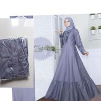gamis wanita muslim dress syari sakep