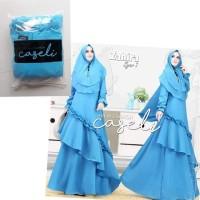 gamis wanita muslim dress syari zahira