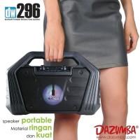 DAZUMBA DW 296 SPEAKER WIRELES   MIC