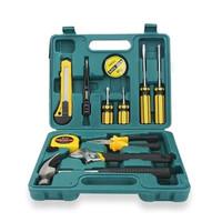Tool box set 12 in 1 Hardware Alat Pertukangan Multifunction