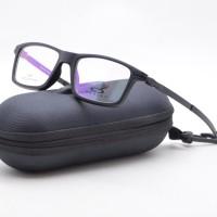 frame kacamata minus (frame+lensa) E 232 pria kaca mata sport hitam d8df3b26a8