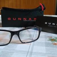 Kacamata Gunnar Optiks Havoc Onyx Crystalline Lens Computer Glasses 1250714303
