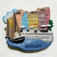 Magnet Kulkas Denmark