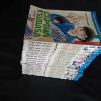 komik captain tsubasa world youth version 1-18 Tamat set 2