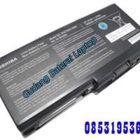Original Baterai Laptop Toshiba Qosmio X500 X505 Satellite P500 P505
