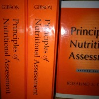 Principles of Nutritional Assessment 2nd Edition [HC]