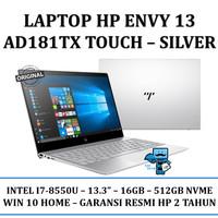 Laptop HP ENVY 13-AD181TX - (Intel Core i7-8550U/16GB/512GB SSD/Win10)