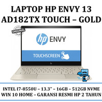 Laptop HP ENVY 13-AD182TX - (Intel Core i7-8550U/16GB/512GB SSD/Win10)