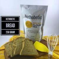 Ketobetic Bread / Tepung Keto Khusus Roti 250gram
