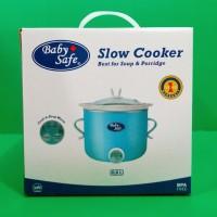 BABY SAFE SLOW COOKER DIGITAL LB007/DIGITAL SLOW COOKER