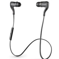 Plantronics BackBeat GO 2 with Charge Case Black
