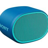 SONY Extra Bass Portable Bluetooth Speaker SRS-XB01 Blue