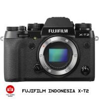 Harga kamera camera digital mirrorless fujifilm indonesia x t2 xt2 body | Pembandingharga.com