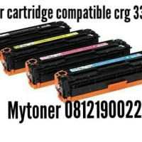 Toner CARTRIDGE COMPATIBLE PRINTER LASER WARNA CANON CRG331 CRG-331