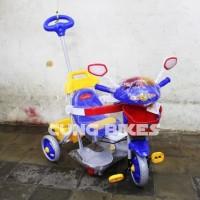 limited Sepeda roda tiga Family Police type 5983 untuk anak anak