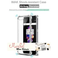 Imak Anti Crack TPU Silicone Softcase for OnePlus 5 HP