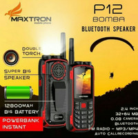 HP SINYAL KUAT MAXTRON P12 bomba