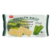 Silang Soda Biscuit Seaweed Flavor
