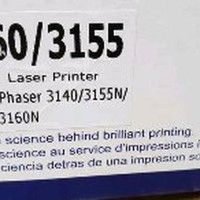TONER FUJI XEROX LASER PRINTER PHASER 3140 3155N 3160N Bycart842