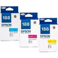 Epson ink catridge T1882 - T1884 Printer WF 7611 Bycart552