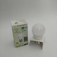 Lampu LED 3 watt General Lighting (isi 5 buah)