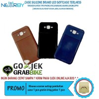 Paling Murah Samsung J7 Case Brand LED Flash Softcase Hp Berkualitas