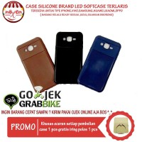 Murah Meriah Case Iphone X Motif Brand Led Flash Softcase Hp