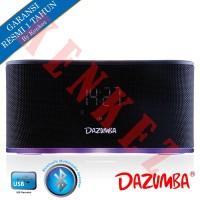 Dazumba DW856 Portable Speaker Bluetooth - Hitam
