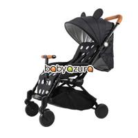 Harga free ongkir yoya x7 new leather stroller bayi travelling mickey | Pembandingharga.com