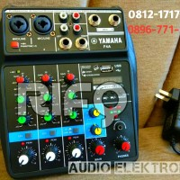 Harga mixer 4 channel yamaha f4a bluetooth | Hargalu.com