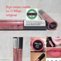 ORIGINAL - SMLC11 MILAN LIP CREAM NYX SOFT MATTE