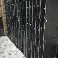 komputer bekas bergaransi core2duo ddr3 pc hp desktop termurah