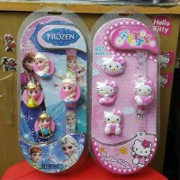 Jam Tangan Anak Casing Hello Kitty Frozen fbj