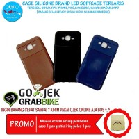 Super Murah Samsung J7 Case Led Flash Silicone Hp Softcase Handphone