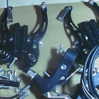 paket lengkap kabel rem u brake sepeda bmx federal me k Pasific