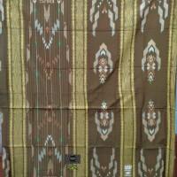 Sarung BHS SGE Sutera 50% GOLD warna Olive Muda