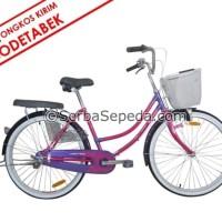 New United Sepeda Keranjang 20 Class X 8 GRATIS ONGKIR PERAKITAN Kuat