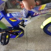New Sepeda anak Lipat 16 inch Exotic KHUSUS GOSEND BANDUNG Kuat