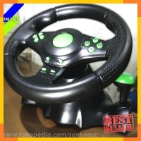 Sale - Wheels - Steering Wheel Racing Game Vibration Motor with Pedal