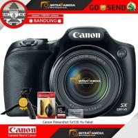 Promo Kamera Canon Powershot Sx530 HS Paket Prosumer Stock Terbatas