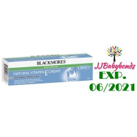 Jual Blackmores Natural Vitamin E Cream 50 g Murah