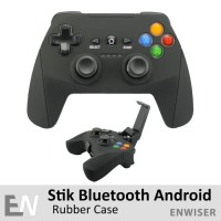 Stik Android Bluetooth Komputer Game HP Gamepad Joytstick Wireless